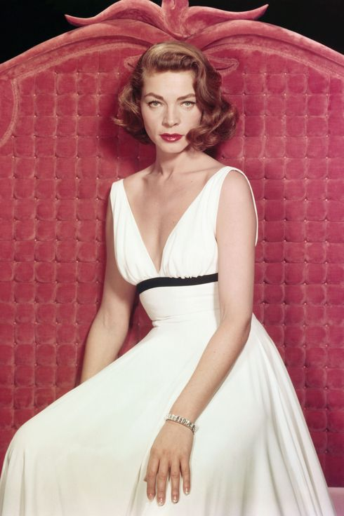 lauren bacall height