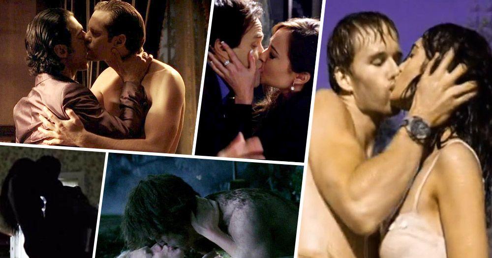 Sex true scenes blood 'True Blood':