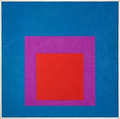 """Homage to Square,"" by Josef Albers"