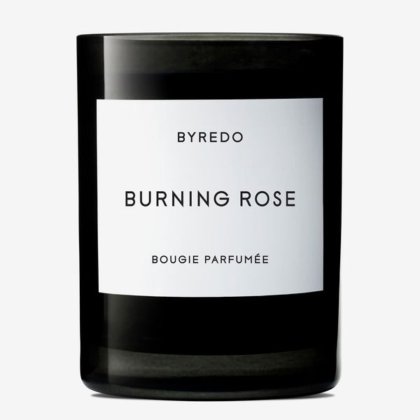 Byredo Burning Rose Candle, 8.5 Oz.