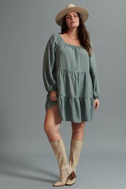 Amadi Verity Tiered Tunic Dress