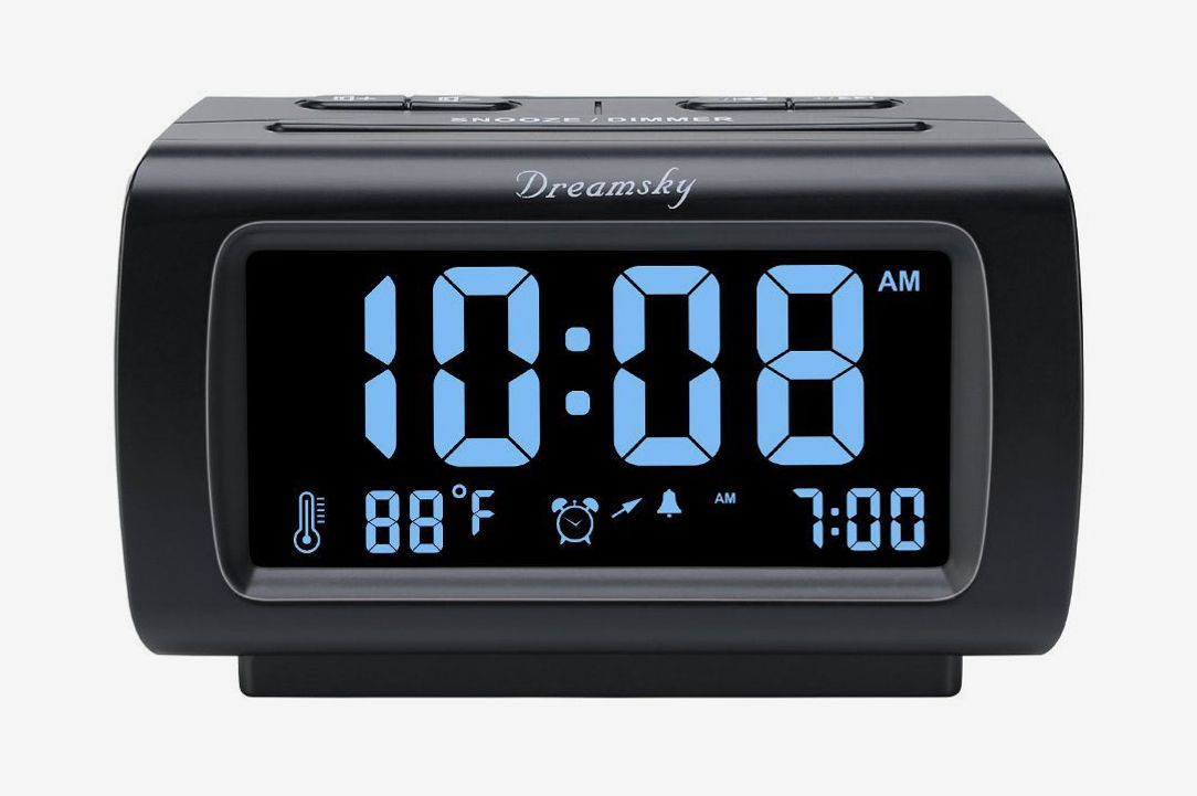 DreamSky Decent Alarm Clock Radio