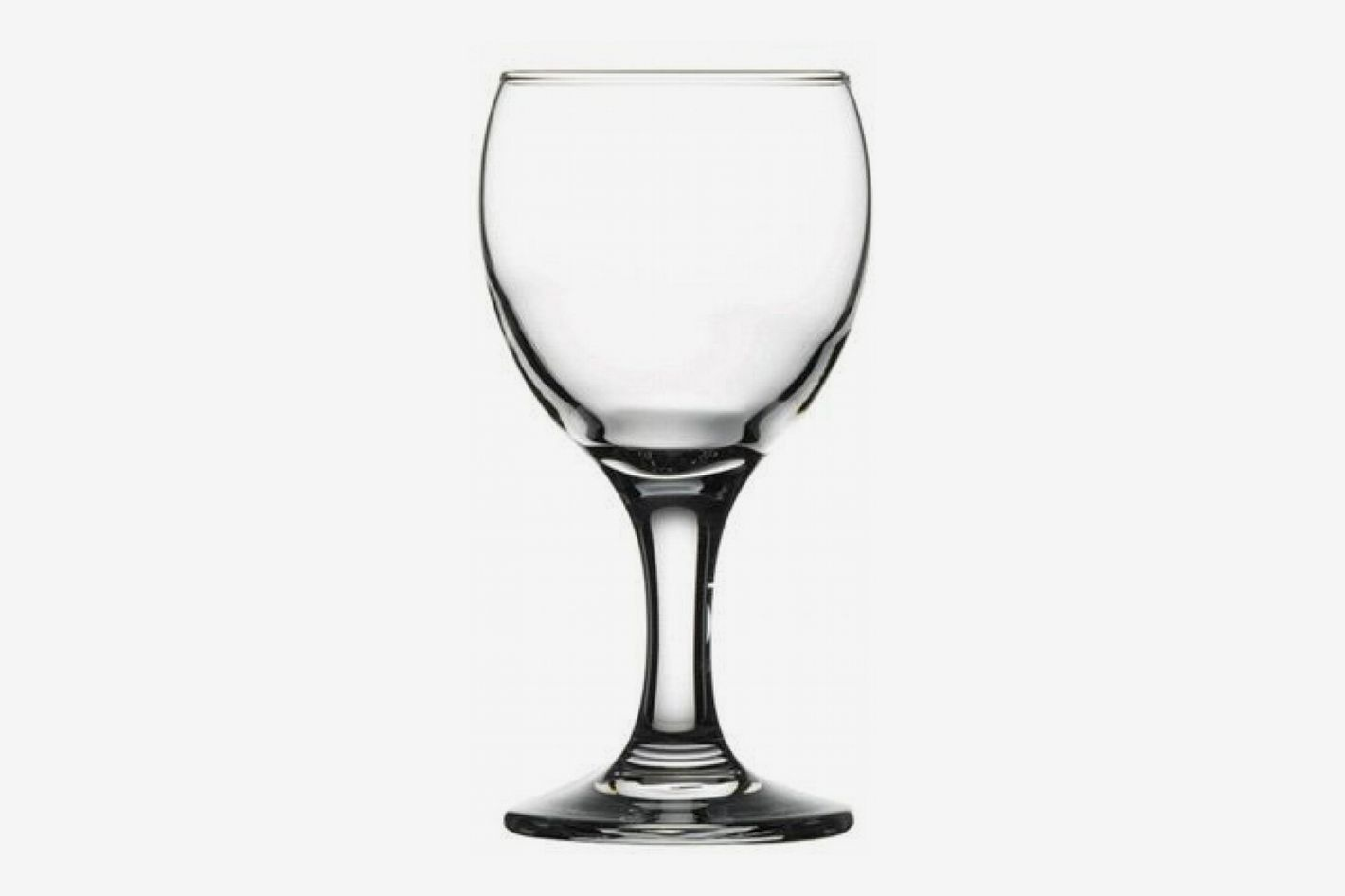 Pasabahce Bistro Mini Wine and Champagne Glasses, Set of 6