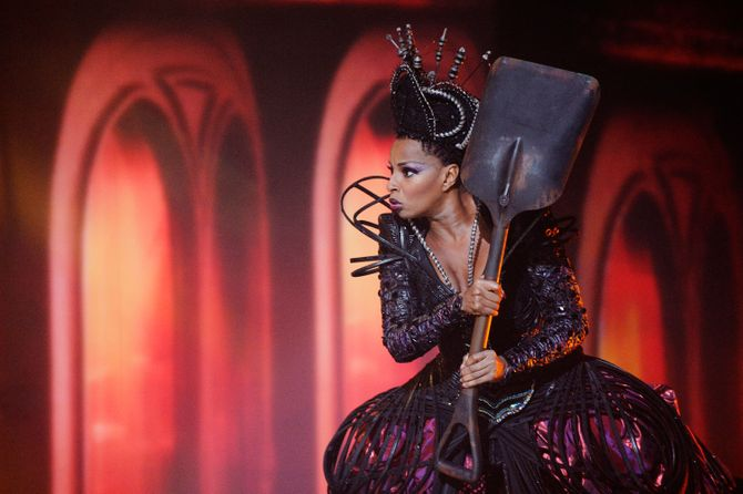 The Best Looks From The Wiz -- The Cut