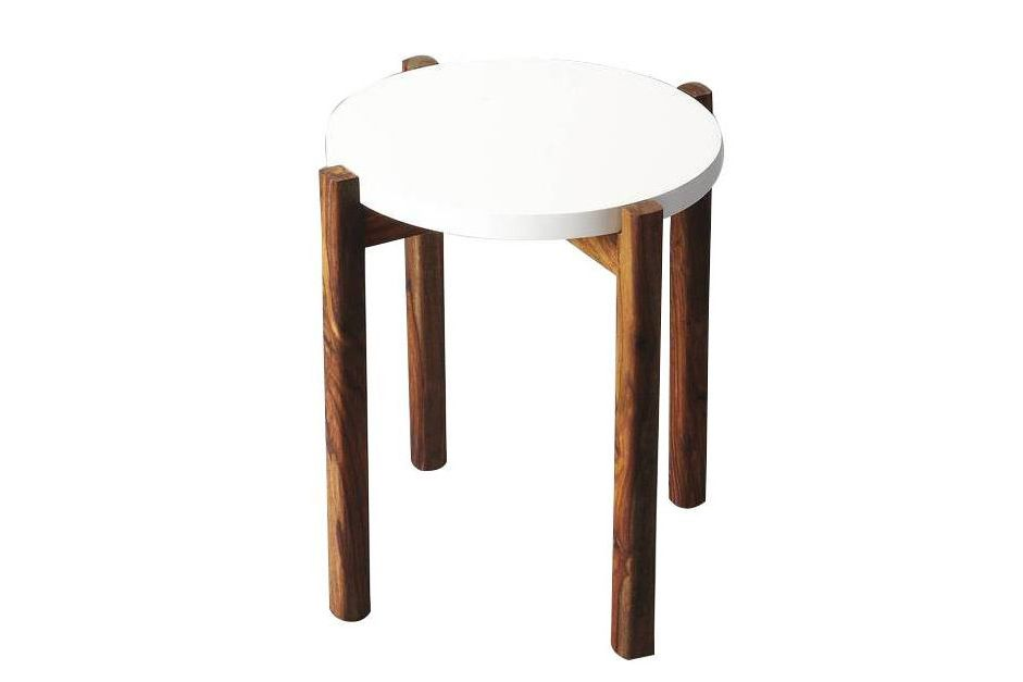Del Mar Contemporary Side Table