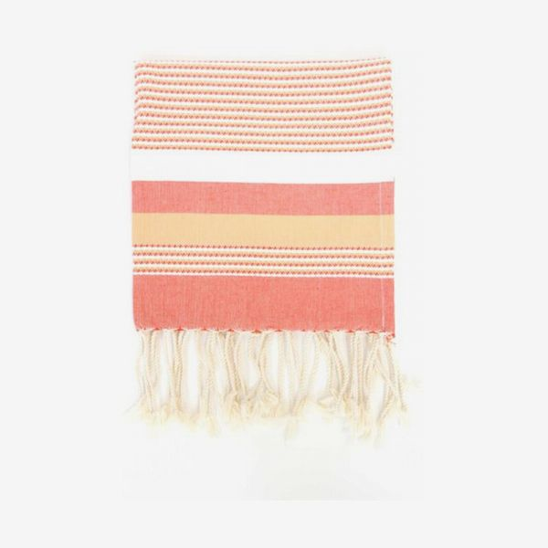 Scents And Feel Fouta Ibiza 100% Cotton Beach Towel
