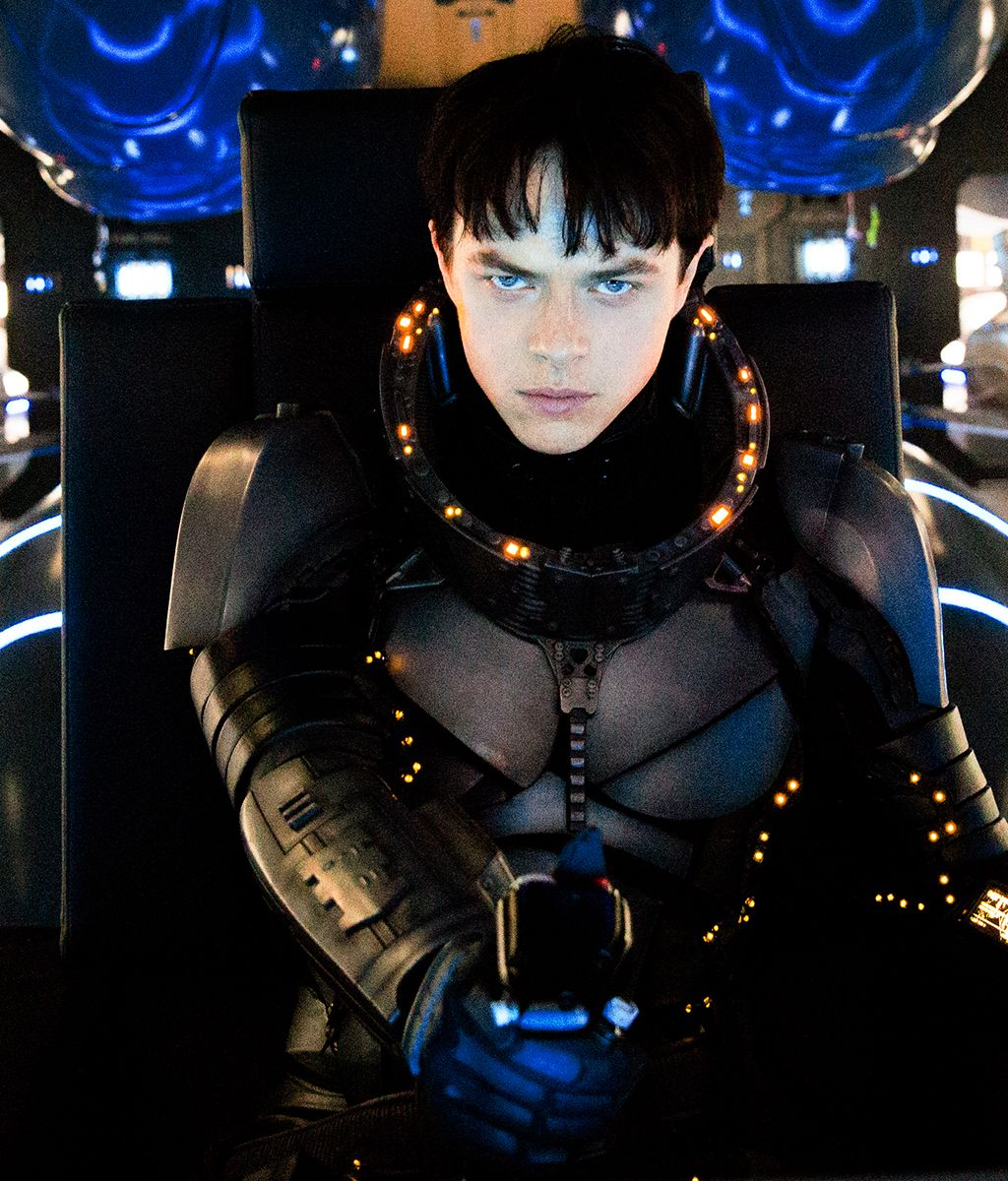 luc besson says valerian is a utopia for a dystopian era. Black Bedroom Furniture Sets. Home Design Ideas