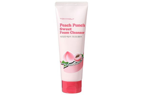 TonyMoly Peach Foam Cleanser