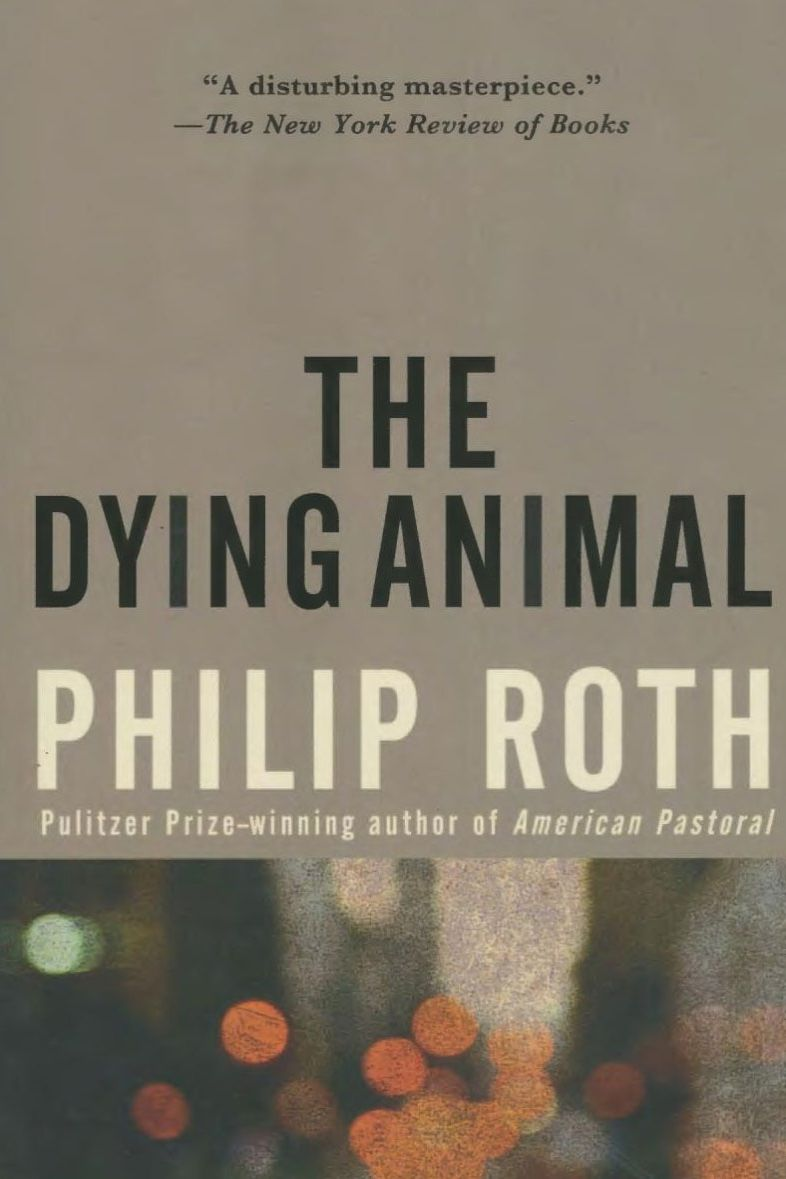 The Dying Animal, Houghton Mifflin (2001)
