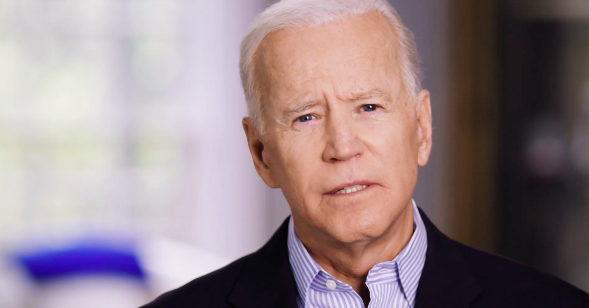 Joe Biden Finally Launches Campaign With Video Directly Attacking Trump