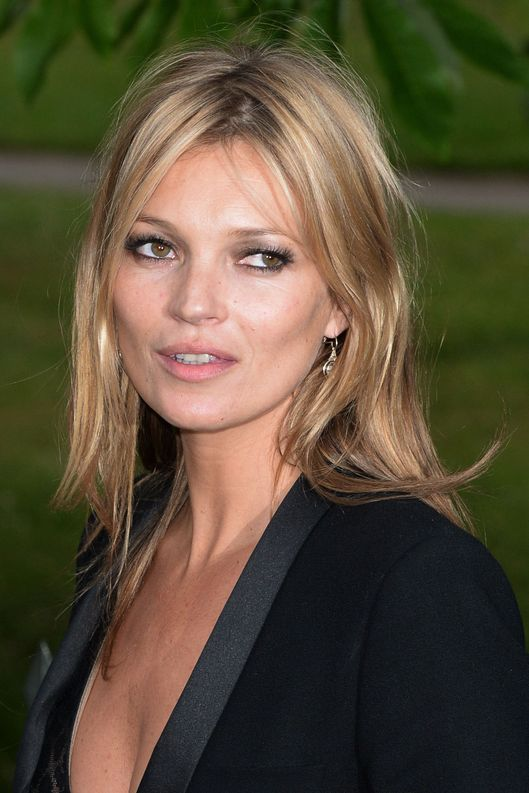 kate moss hair style wearing your hair in summer like a model the cut 8518