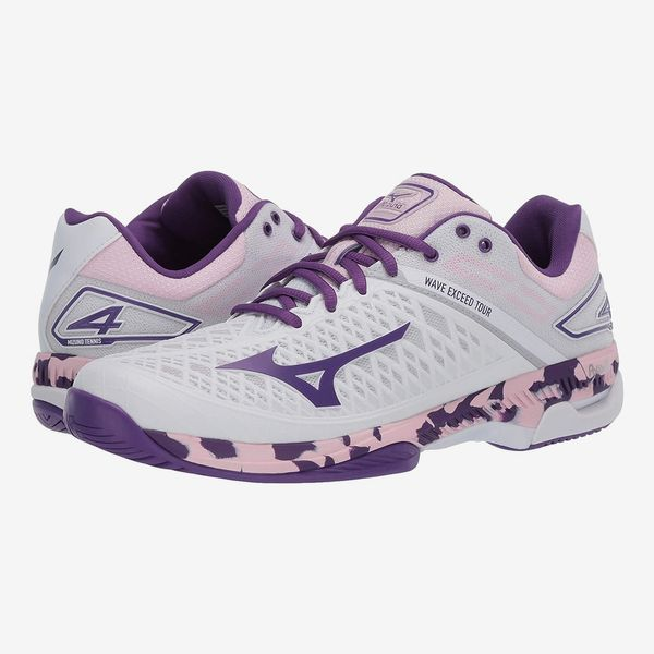 Mizuno Women's Wave Exceed Tour 4 Tennis Shoes