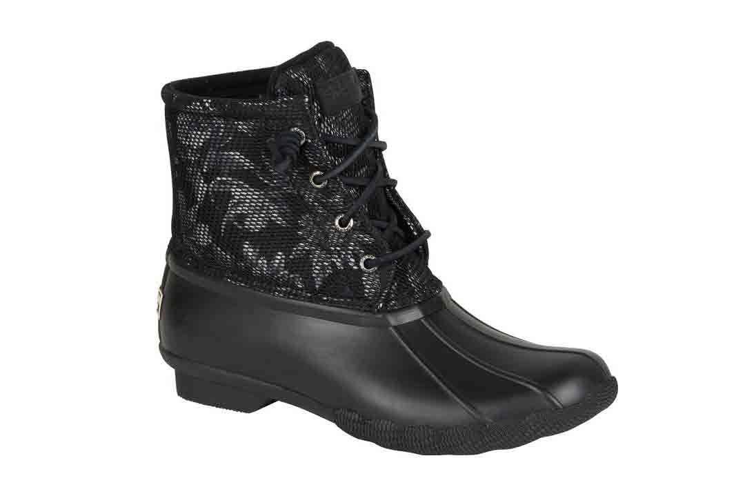 Sperry 'Saltwater' Waterproof Rain Boot