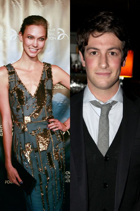 Karlie Kloss Reportedly Dating Trump's In-Law -- The Cut