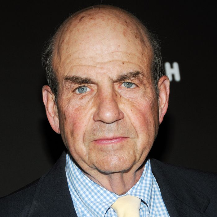 The poet's author, Calvin Trillin.