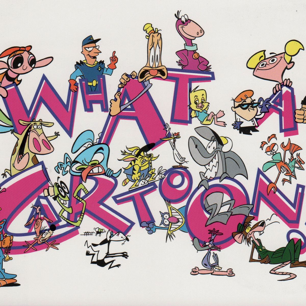 What A Cartoon Remembered