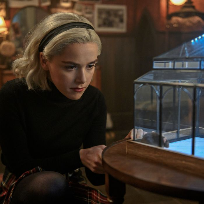 Chilling Adventures Of Sabrina Recap Season 2 Episode 7