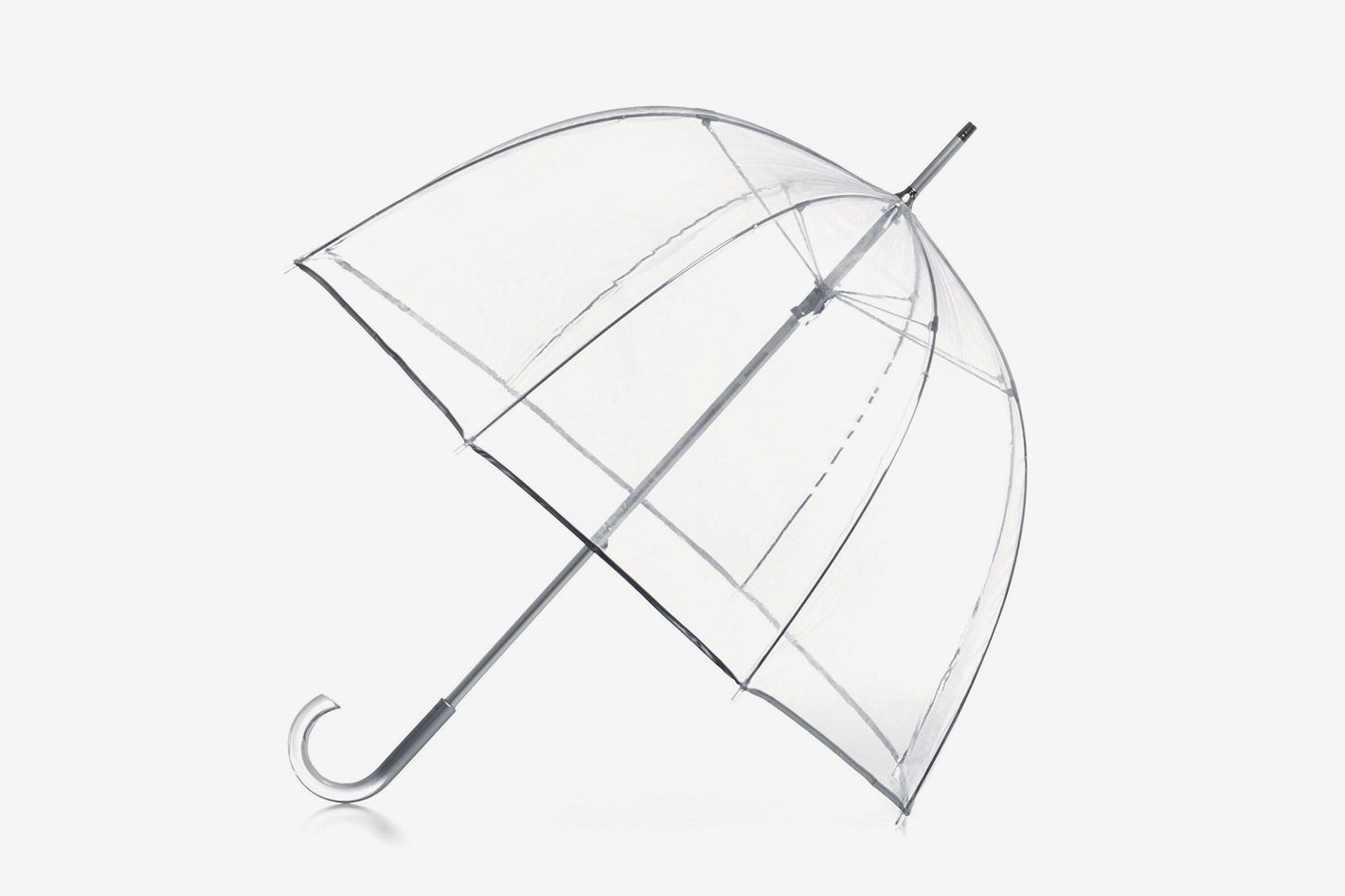 Totes Signature Clear Umbrella At