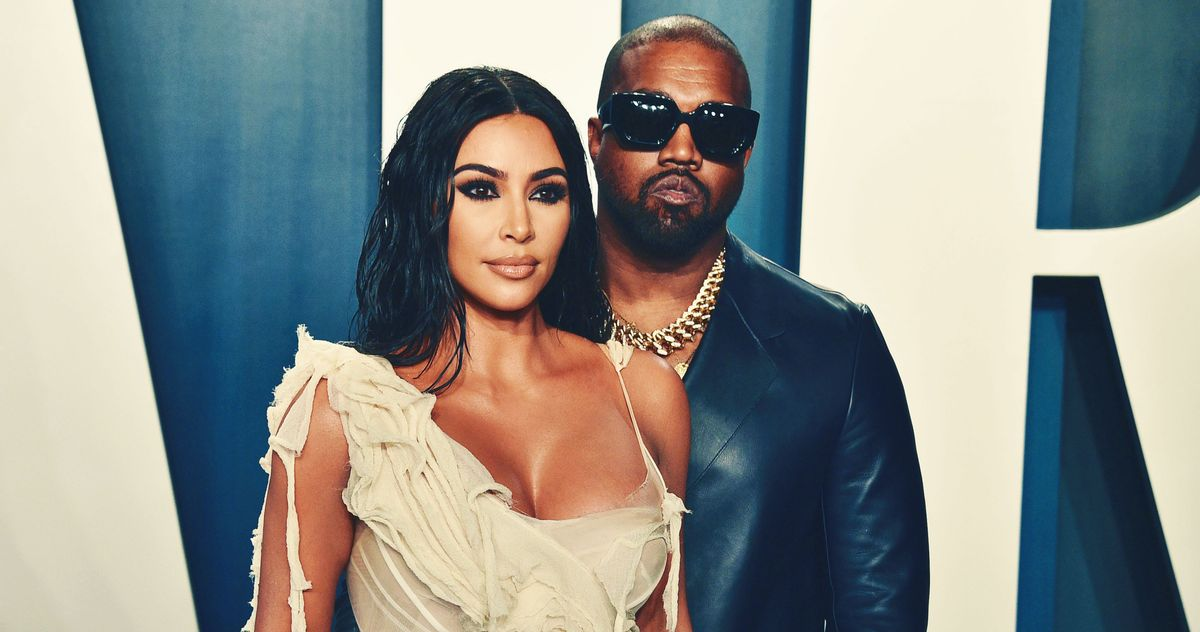 Kim and Kanye to Divorce in Most Kardashian Way Possible