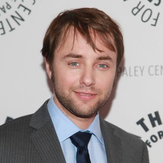 NEW YORK, NY - APRIL 23: Actor Vincent Kartheiser attends The Paley Center For Media Presents: