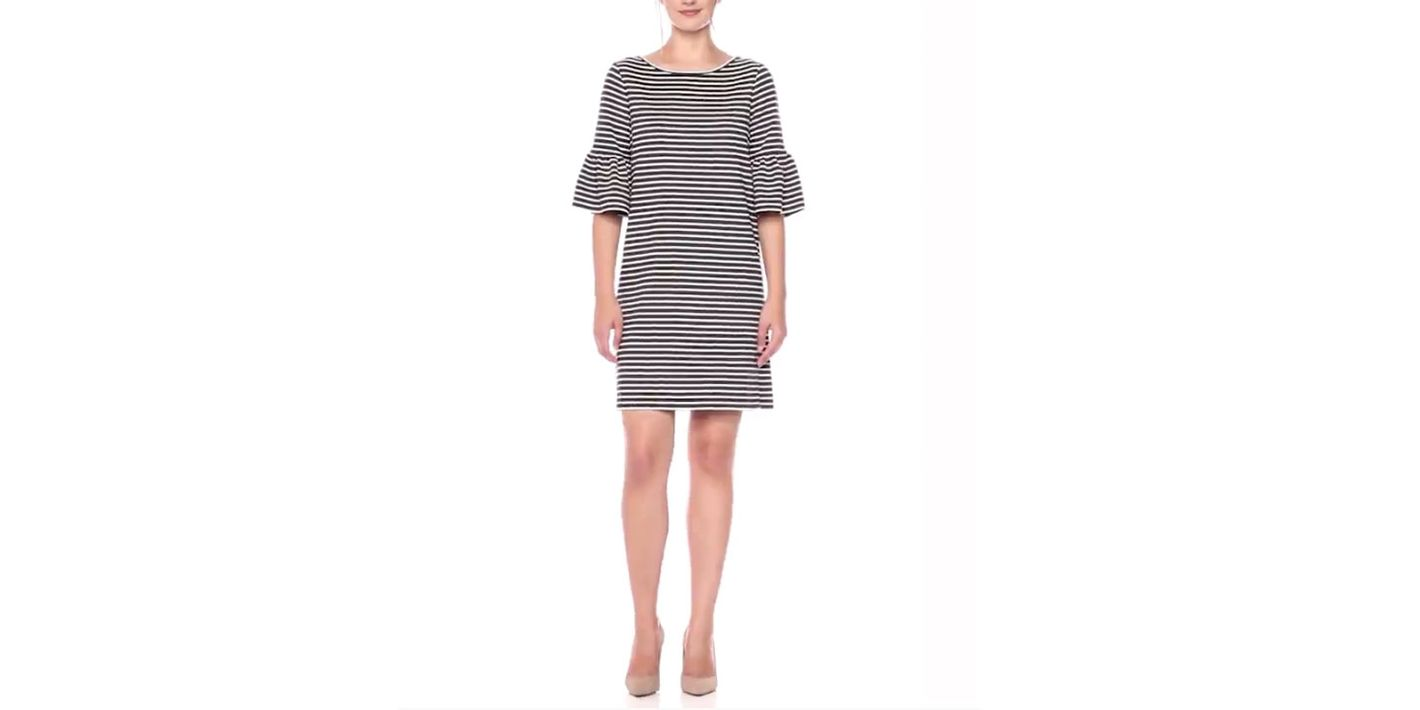 Lark & Ro Shift Dress