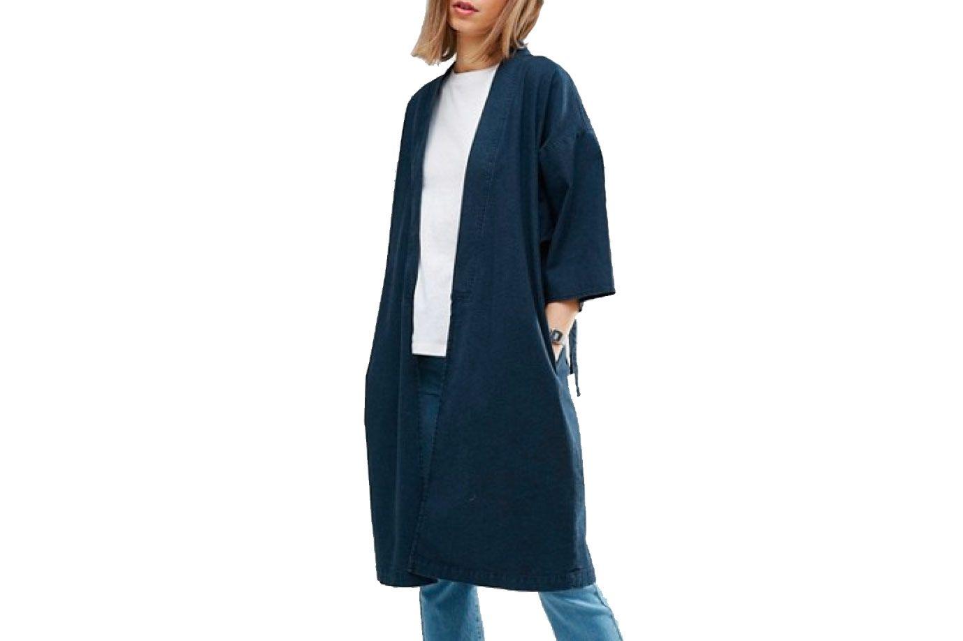 Asos Denim Kimono