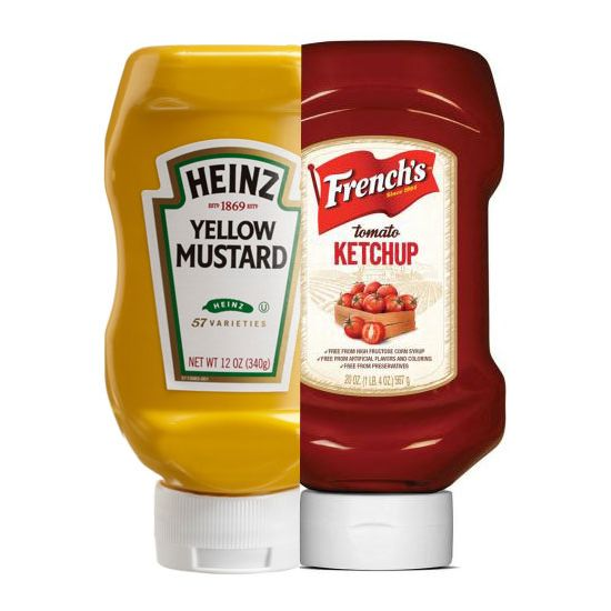 Who <i>Freaky Friday</i>'d the condiments?