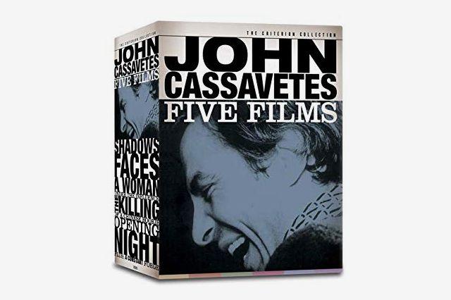 Five Films By John Cassavetes