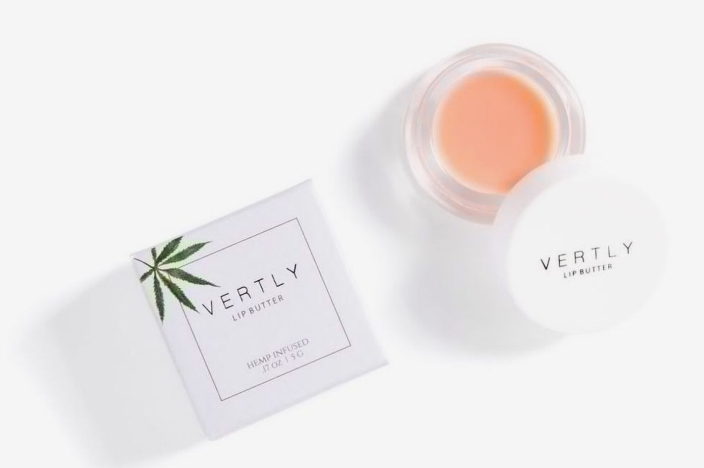 Vertly CBD Infused Lip Balm