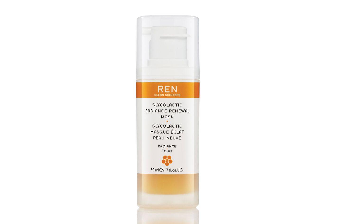 Ren Glycol Lactic Radiance Renewal Mask