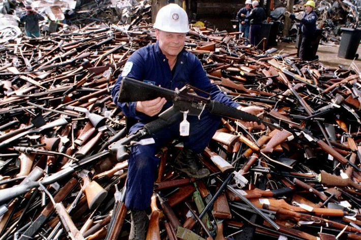 How Australia and Britain Tackled Gun Violence