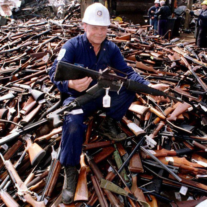 AUSTRALIA-US-SHOOTING-GUNS-FILES