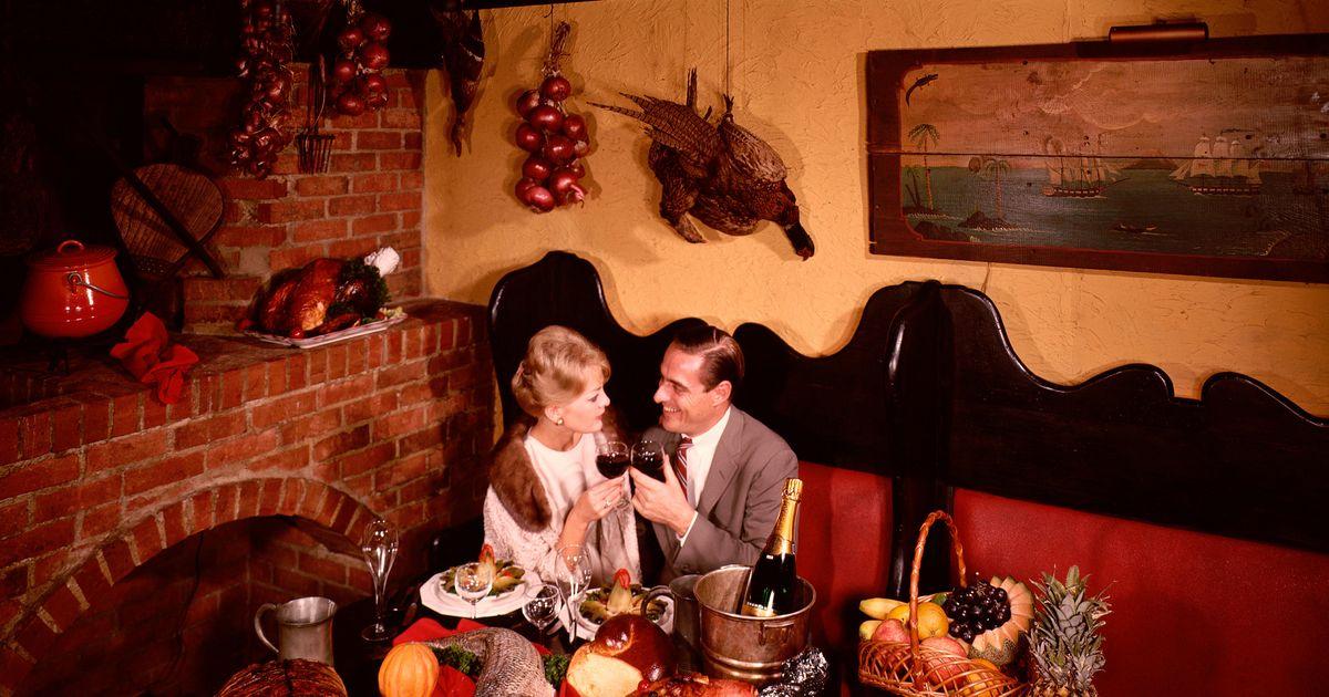 Broken up the death of new york s romantic restaurants for Best romantic restaurants nyc