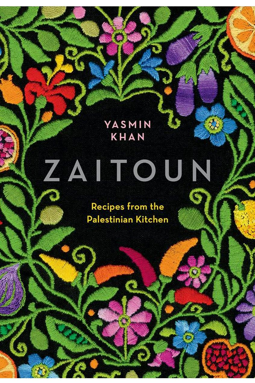 Za'atar roast salmon with garlicky bean mash from Zaitoun: Recipes from the Palestinian Kitchen