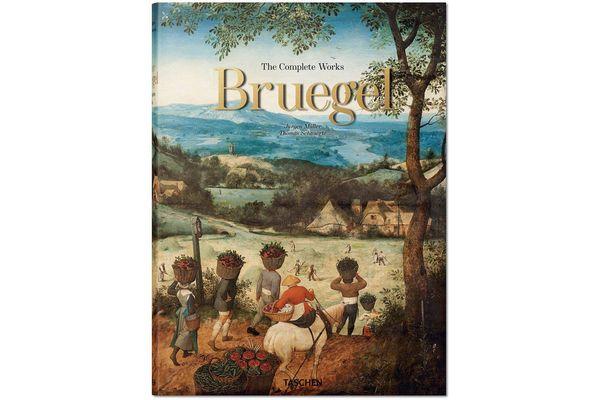 Pieter Bruegel XXL: The Complete Works by Jurgen Muller