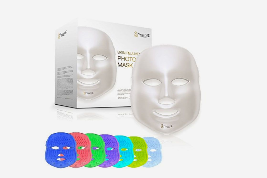 Dermasmoothe Pro 7 Color LED Face Mask