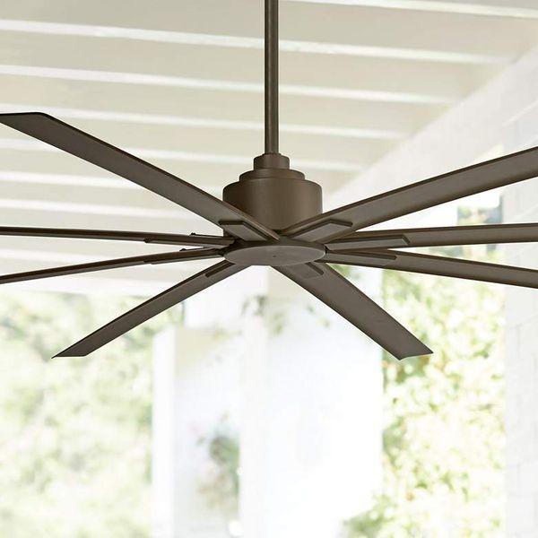 "Minka Aire 84"" Xtreme H2O Bronze Wet Ceiling Fan"