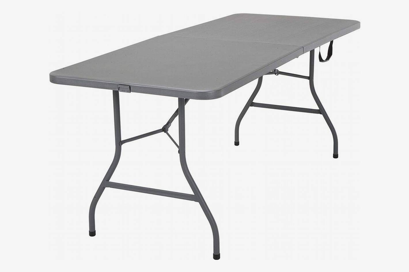 Best Portable Folding Table. COSCO Signature Centerfold Table
