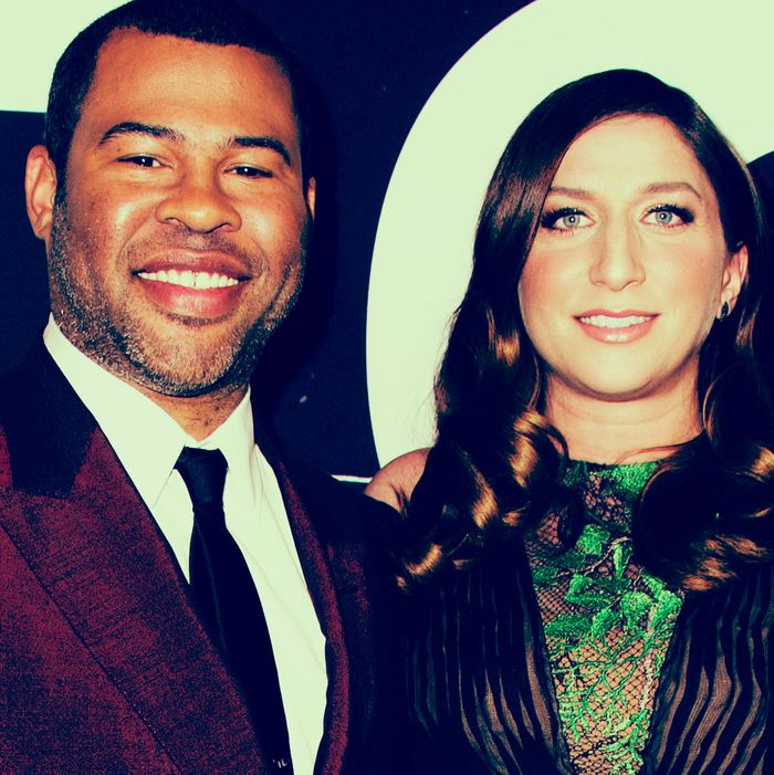 Chelsea Peretti And Jordan Peele Are Now Parents