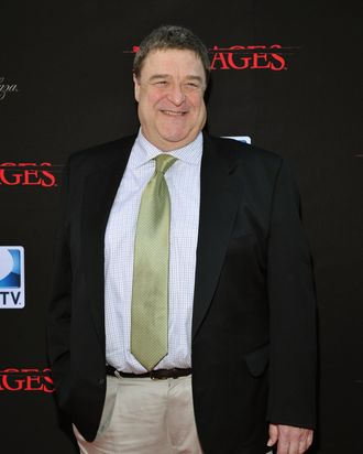 NEW YORK, NY - JUNE 29: Actor John Goodman attends the screening of the Season Four Premiere of