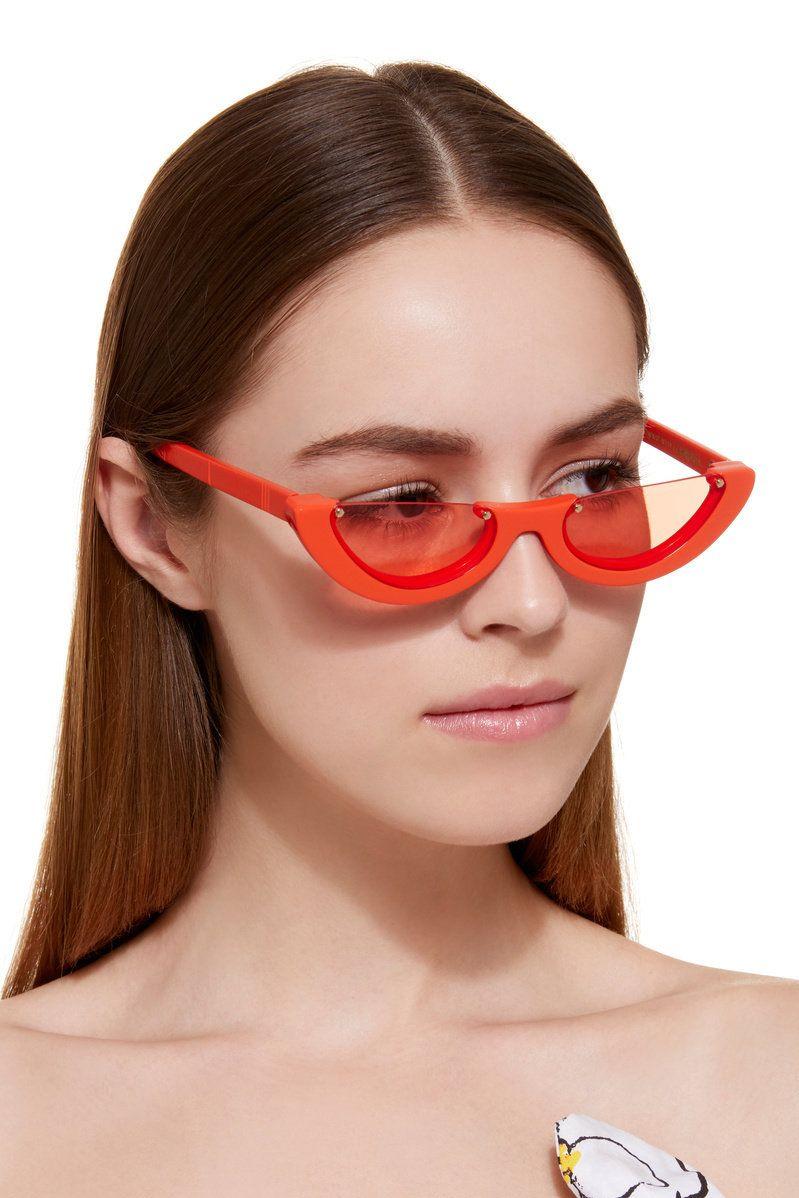 PAWAKA 4 Cat-Eye Acetate Sunglasses