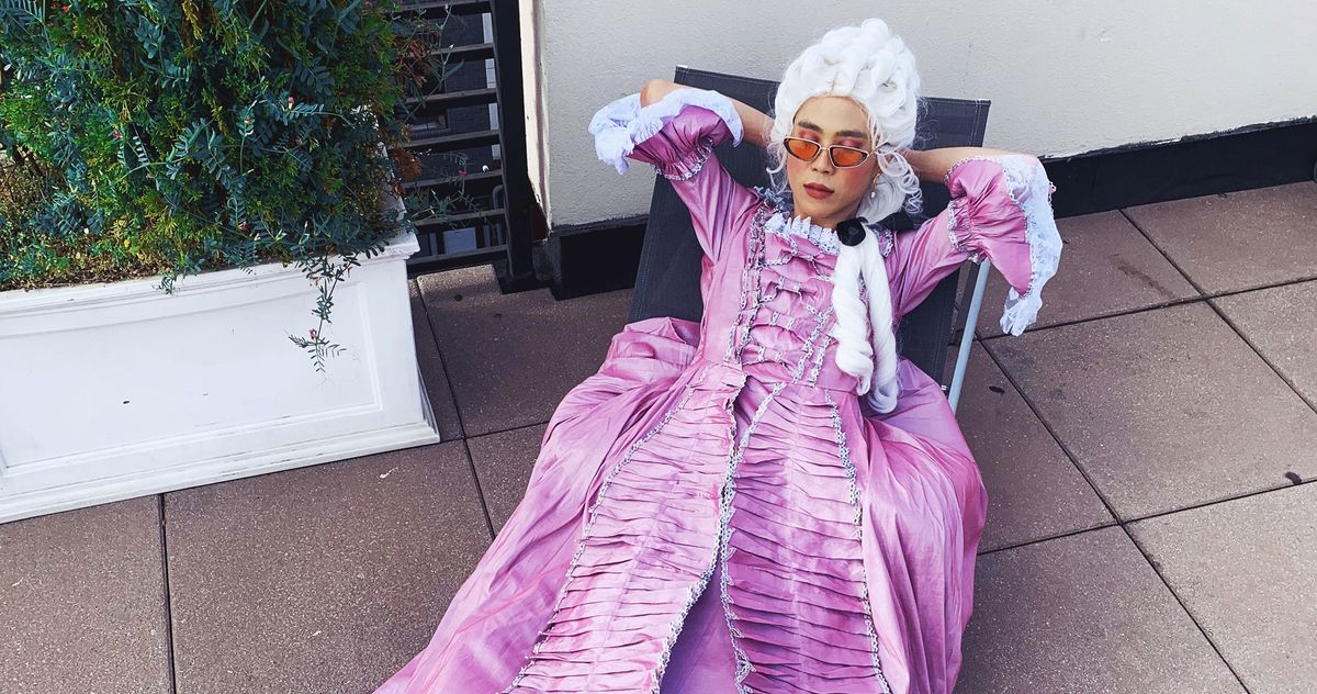 I Dressed Like Catherine the Great for a Week
