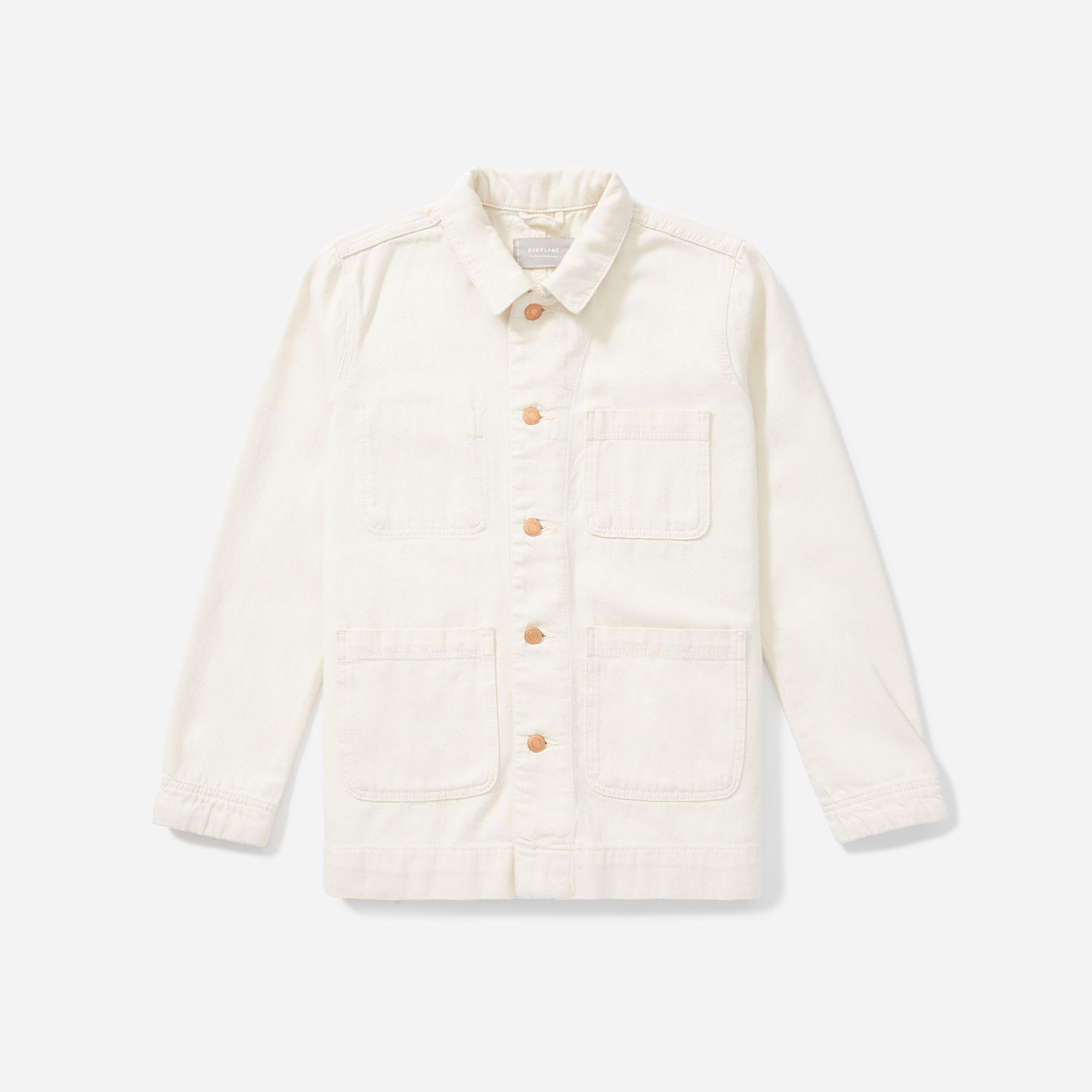 The Denim Chore Jacket