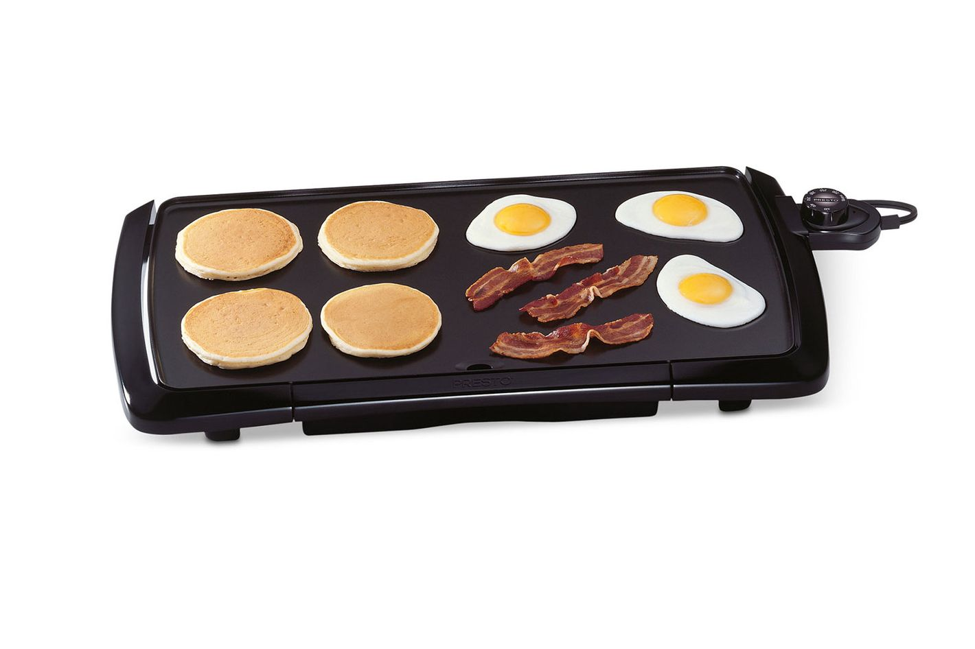 Presto Jumbo Cool-Touch Griddle