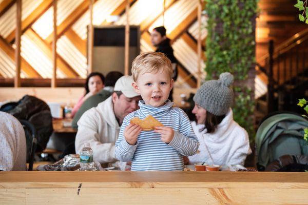 The Absolute Best Kid-Friendly Restaurants in New York