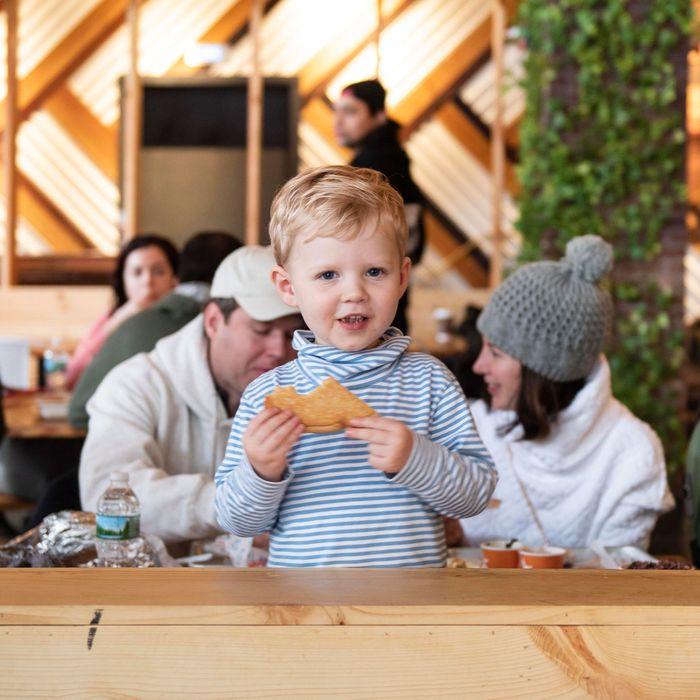 Kid Friendly Restaurants In Nyc