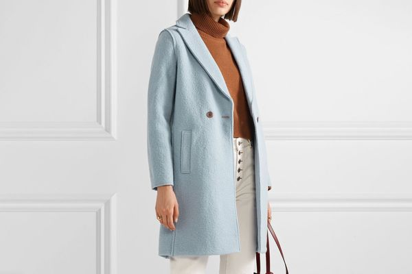 J.Crew Daphne Wool Coat