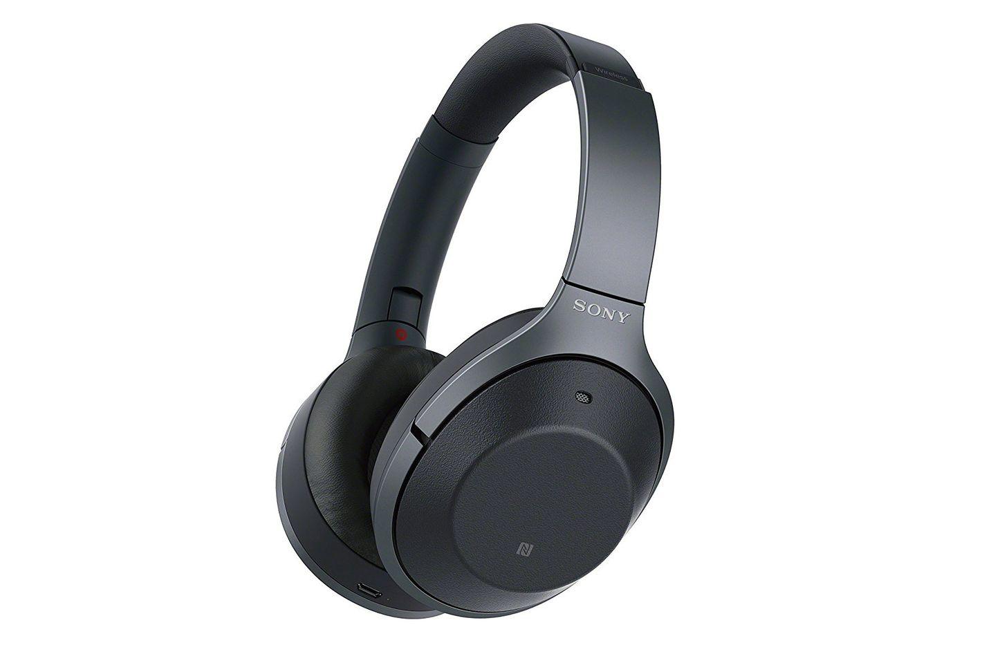 Sony WH1000XM2 Premium Noise Canceling Wireless Headphones