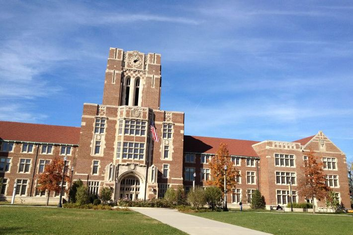 University of Tennessee.