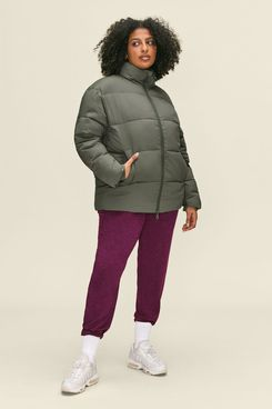 Girlfriend Collective Thyme Classic Puffer